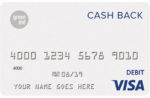 Green Dot Cash Back Visa Debit Card