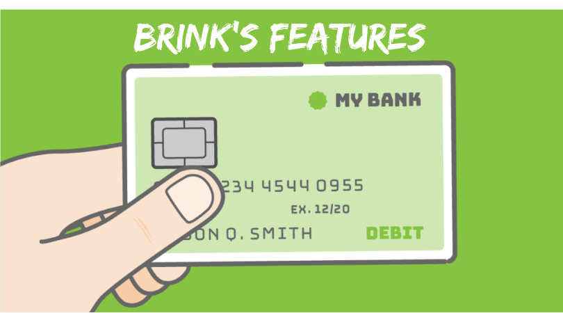 Brinks Prepaid Mastercard -- A Prepaid Card with Some Big Perks