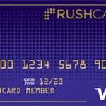 Rushcard Prepaid Card