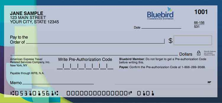 Bluebird Prepaid Card Check