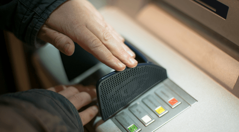 Avoiding Prepaid Card ATM Fees