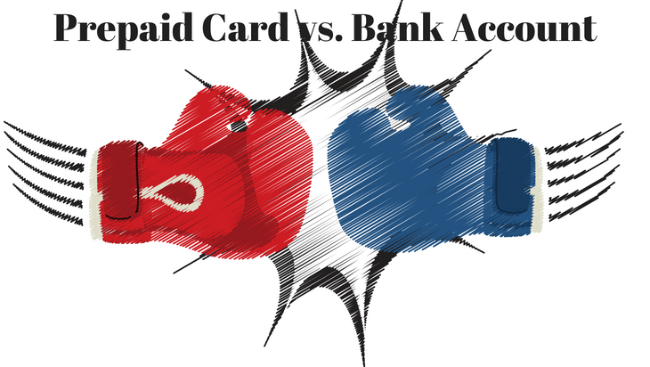 Prepaid Card vs Bank Account