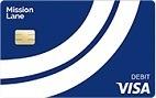 Mission Money Visa Debit Card